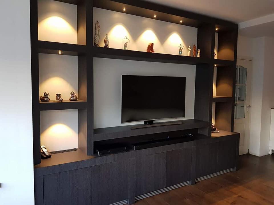 tv meubel, wandkast, Interieur